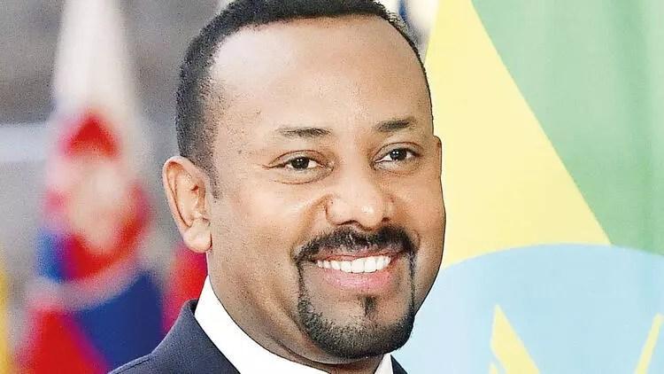 Etiyopya Başbakanından koronavirüsle çabada takviyesi için Cumhurbaşkanı Erdoğan'a övgü 1