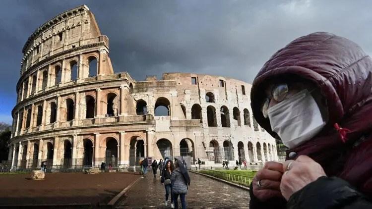 İtalya'da corona virüs kaynaklı can kaybı sayısı 21 bin 67 oldu 1