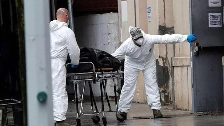 New York'ta test edilmeyen 3 bin 700 kişinin daha Kovid-19'dan öldüğü ortaya çıktı 1