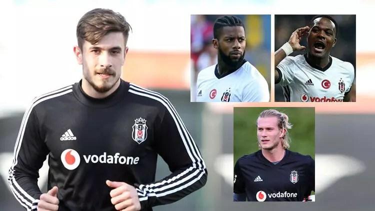 Beşiktaş'ta futbolcu isyanı başladı 1
