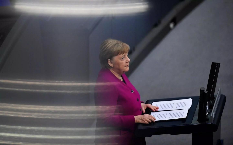 Son dakika haberler: Salgında makus haberi Merkel duyurdu 1