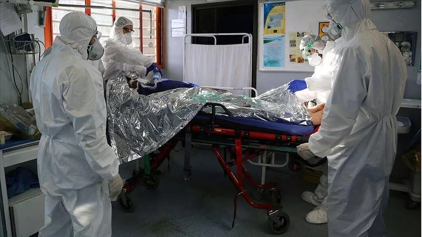 Fransa'da corona virüsten can kaybı 22 bin 856'ya yükseldi 1