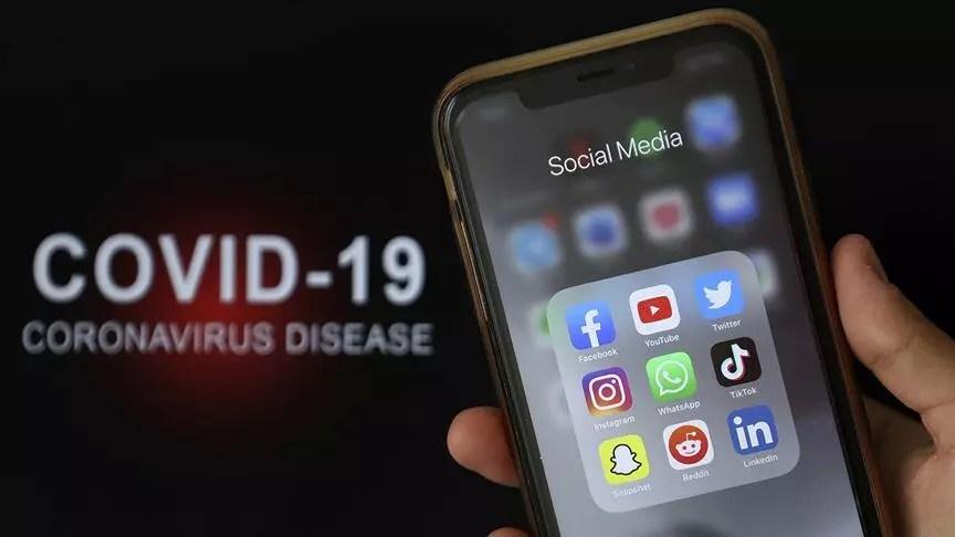 Global salgın toplumsal medya kullanımını arttırdı 1