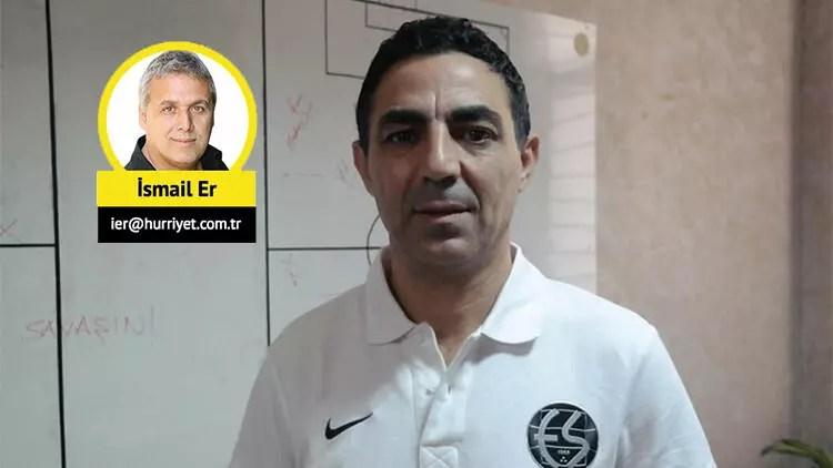 Teknik yönetici Mustafa Özer, Eskişehirspor'un ömür savaşını anlattı! 1