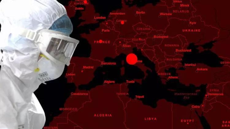 Dünya genelinde Kovid-19'dan ölenlerin sayısı 250 bini aştı 1
