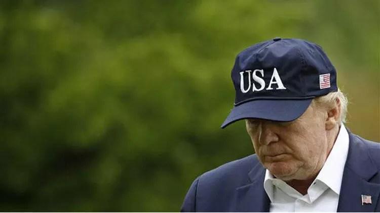 """Sav: """"Trump idaresi ABD'de iktisadın açılmasıyla hadise ve ölümlerde büyük artış bekliyor"""" 1"""