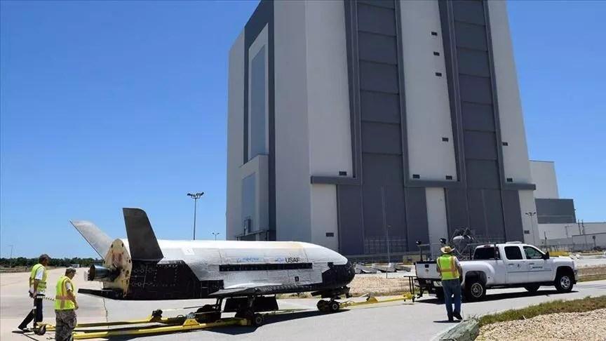 Pentagon, uzay uçağını yörüngeye yine gönderiyor 1