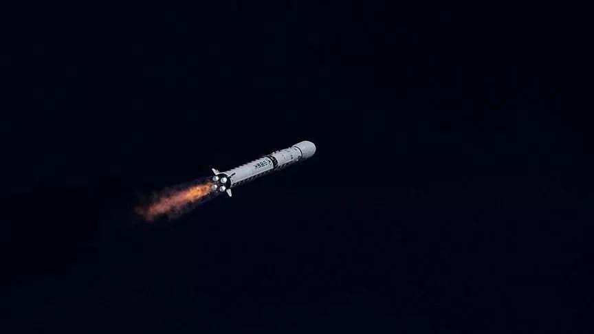 Çin'in deneysel uzay aracı muvaffakiyetle Dünya'ya indi 1
