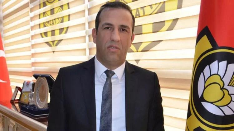"""Yeni Malatyaspor Kulübü Basın Sözcüsü Hakkı Çelikel: """"Başkanımız vazifesinin başındadır"""" 1"""