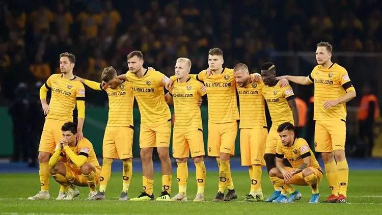 Alman takımı Dynamo Dresden'de corona virüsü şok! 14 gün karantina... 1