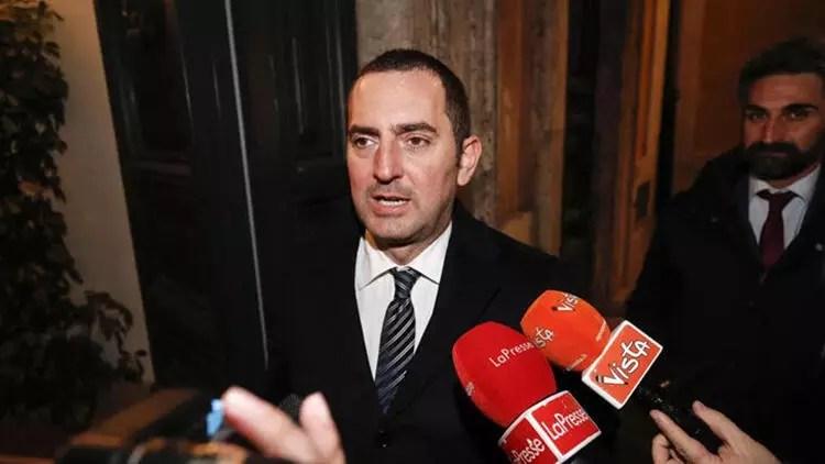 Vincenzo Spadafora: Serie A'nın başlangıcı corona virüse bağlı 1