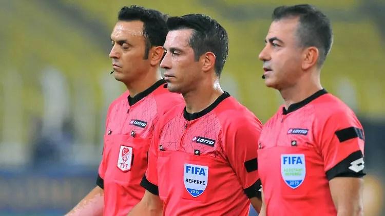 Ali Palabıyık: 'Maç bittikten sonra olumlu hadise görülürse...' 1