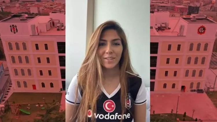 BJK-Kabataş Vakfı Okulları'ndan Ahmet Işık Çebi için moral videosu! 1