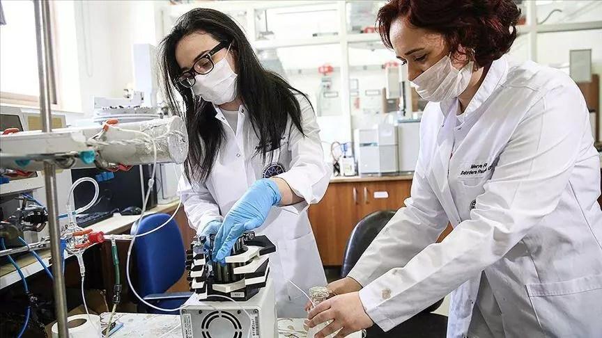 Kovid-19 tedavisinde kullanılan ilaçların izotopları yerli imkanlarla sentezlenecek 1