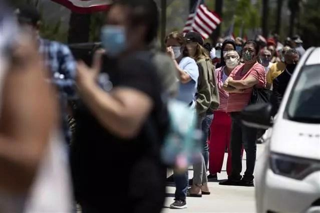 ABD'nin en kalabalık eyaletinde iktisada dönüş hızlanıyor 1
