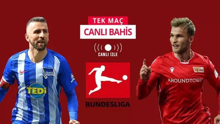 Berlin Derbisi Misli.com'da CANLI YAYINDA! Bundesliga'da banko iddaa tercihi... 1