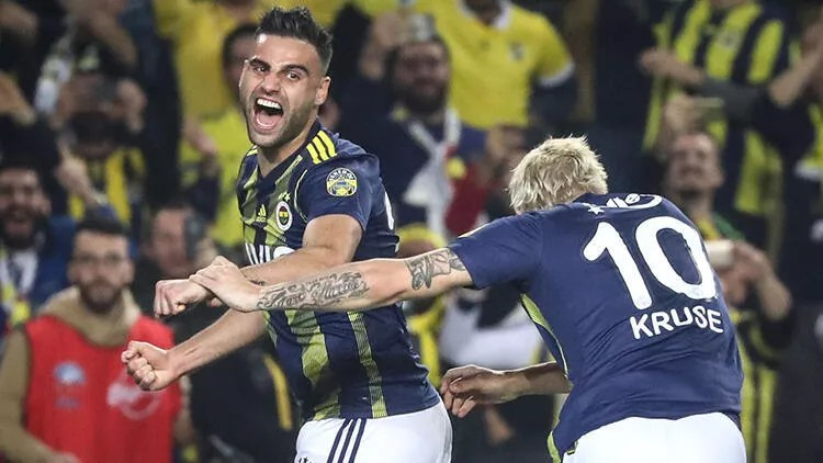 """Son Dakika   Fenerbahçeli futbolcu Deniz Türüç: """"Kupayı kaldırmak istiyoruz"""" 1"""