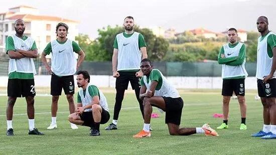 Denizlispor'da futbolculara 4 günlük bayram izni! 1