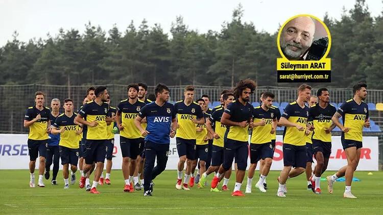 Son Dakika | Fenerbahçe Riva'da kamp yapacak! 1