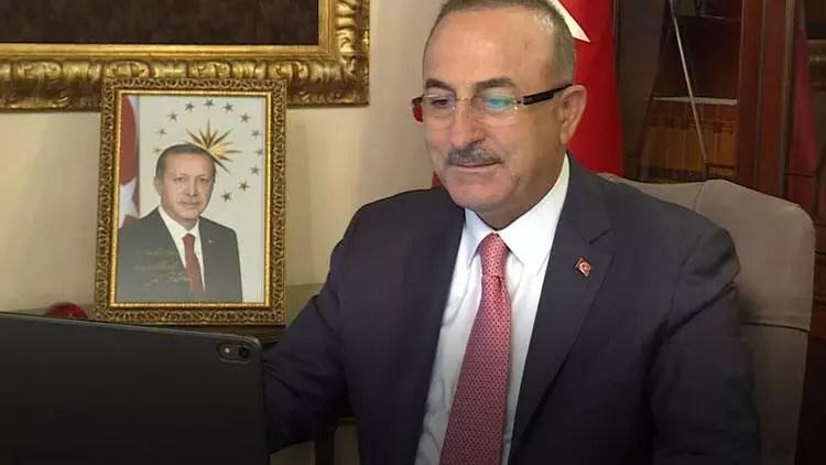 Çavuşoğlu'nun açıklaması Rum Yönetimi'ni endişelendirdi 1