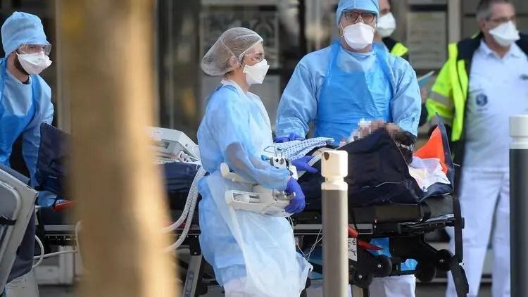 Fransa'da Kovid-19'dan ölenlerin sayısı 29 bine yaklaştı 1