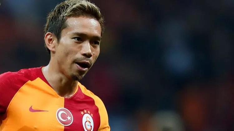 Son Dakika   Beşiktaş'ta Yuto Nagatomo sürprizi! 1