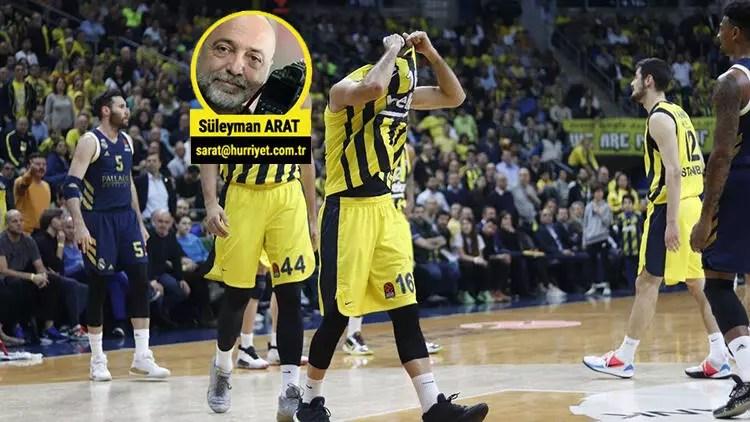 Son Dakika | Basketbolcular, Fenerbahçe'yi şikayet etti! 1