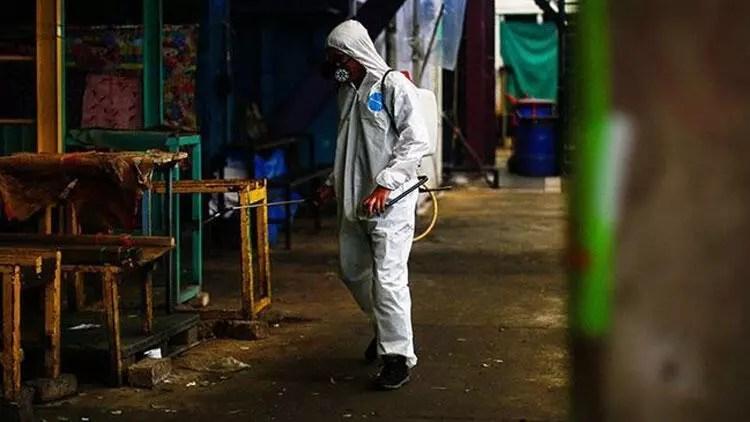 Meksika'da Kovid-19 nedeniyle 364 kişi daha hayatını yitirdi 1