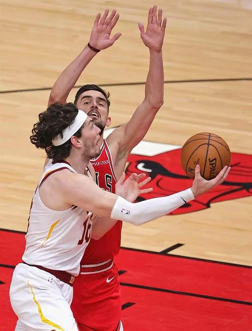 NBA'de Gecenin Sonuçları: Cavaliers galip, Cedi Osman'dan 8 sayı