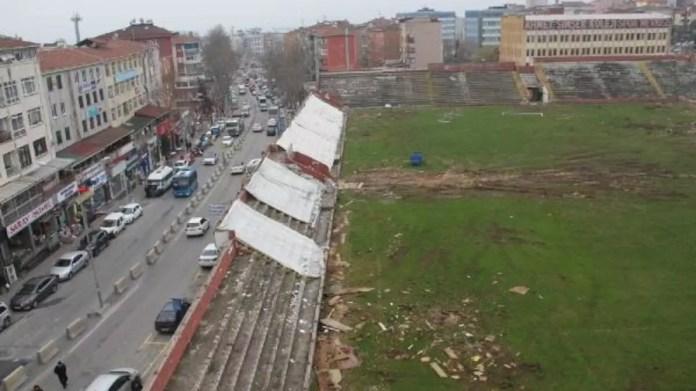 Kartal Haberleri - Kartalspor Başkanı Apaydın Yeni stadın 12 bin 500 kişilik olmasını düşünüyoruz - İstanbul Haberleri
