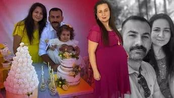 Hamileyken koronavirüs nedeniyle hayatını kaybetti Eşi konuştu: Aşı olmama nedeni...