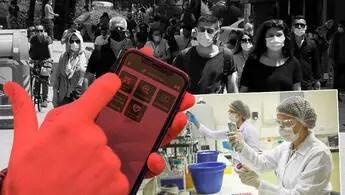 Sağlık Bakan Yardımcısı Birinciden PCR testi ikazı