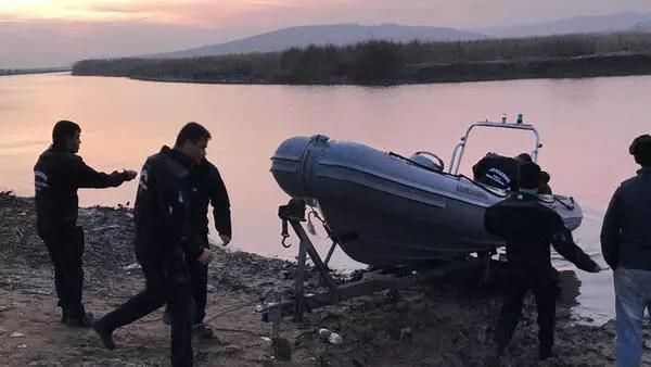 Terkos Gölü'ndeki arama çalışmaları sürüyor