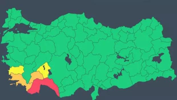 Antalya için korkutan duyuru: Çok tehlikeli meteorolojik hadise bekleniyor