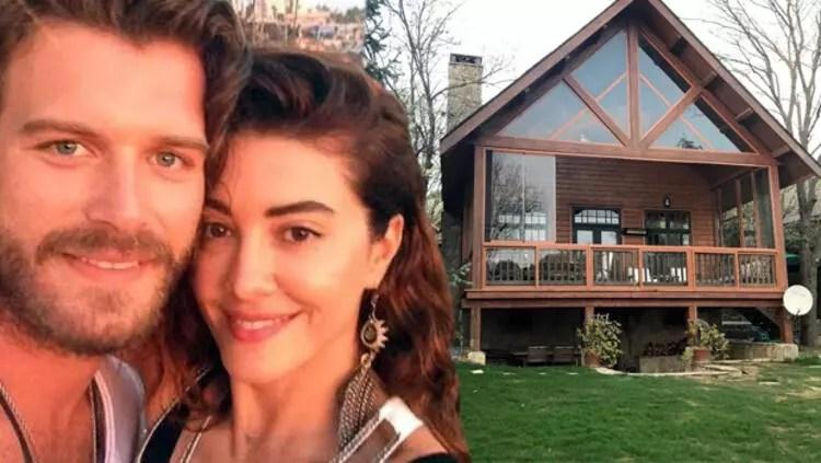 7 Ekim'de evlenmişlerdi... İşte İdo Tatlıses ile Yasemin Şefkatli'nin evi