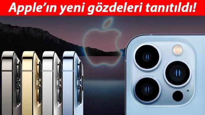 iPhone 13 fiyatları ne kadar olacak? iPhone 13 ne zaman satışa çıkacak? İşte Apple iPhone 13 özellikleri ve Türkiye fiyatı 15