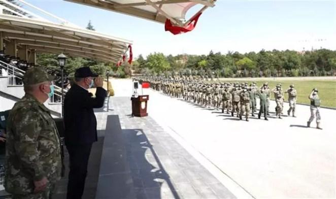Son dakika: Türk askeri Afganistandan döndü... Bakan Akar: Mehmetçik, görevini başarılı bir şekilde yerine getirdi