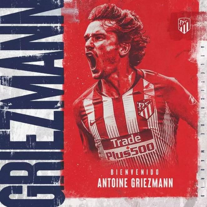 Son dakika: Transferin son günü olay olan imza Barcelona, Atletico Madrid ve Griezmann üçgeninde tam 80 milyon Euro zarar