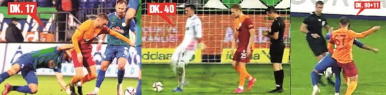 Ali Palabıyık'a 'Rizespor - Galatasaray' maçı kızağı! 4 maç ve olay Halil Umut Meler iddiası...