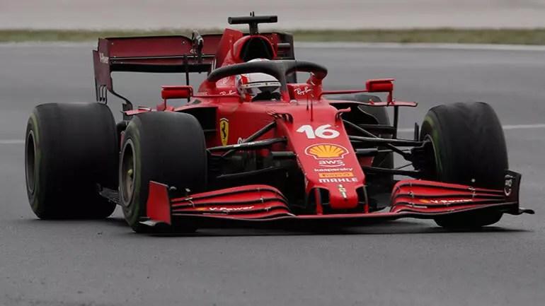 Son Dakika Haberi... Formula 1 Türkiye GP'ye damga vuran 'pit stop' kararları! Charles Leclerc ve Lewis Hamilton...