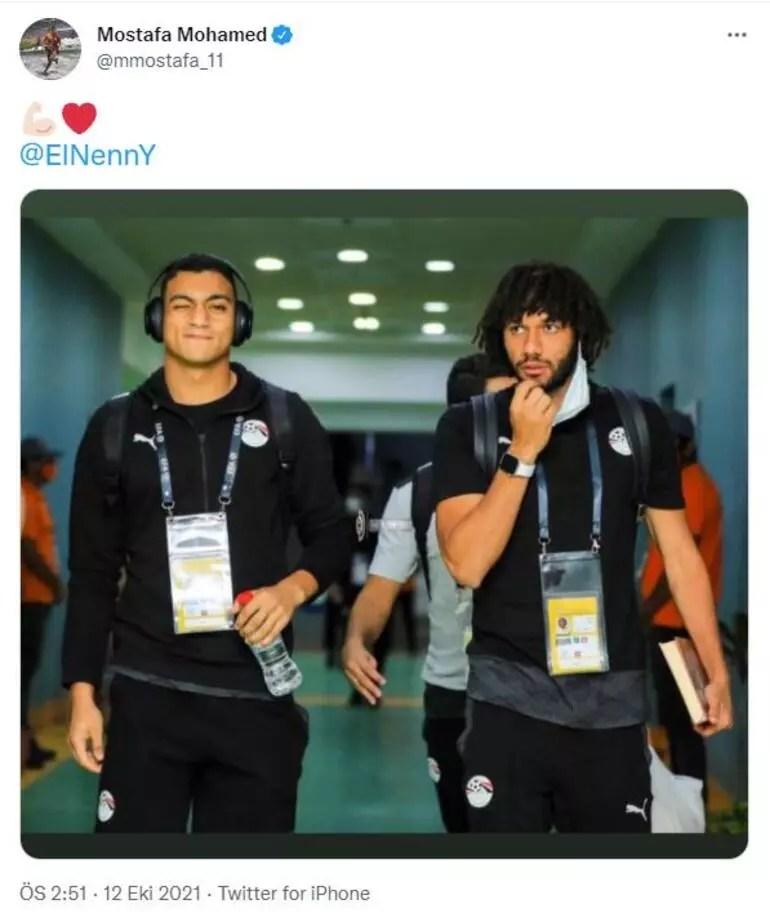 Son Dakika: Galatasaray'ın Elneny transferinde flaş gelişme! Mostafa Mohamed kafa karıştırdı...