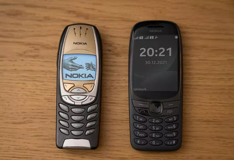 Nokia 6310 yılan oyunuyla birlikte geri döndü