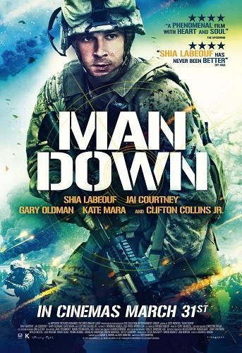 Man Down 2016 BRRip XviD AC3-EVO