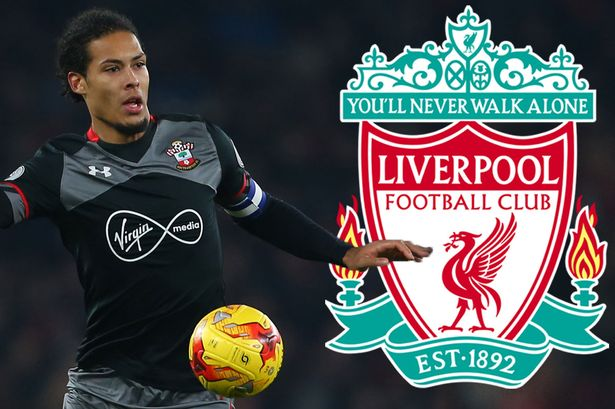 Image result for van dijk liverpool