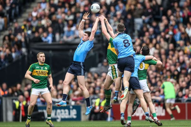 Image result for dublin vs kerry 2016