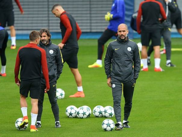 Guardiola will not allow players to lower intensity