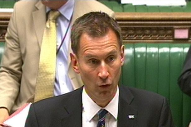 Image result for Health Secretary Jeremy Hunt free images