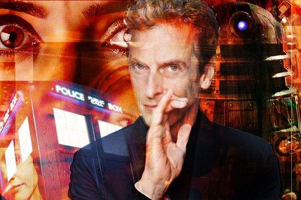 New Who: Peter Capaldi