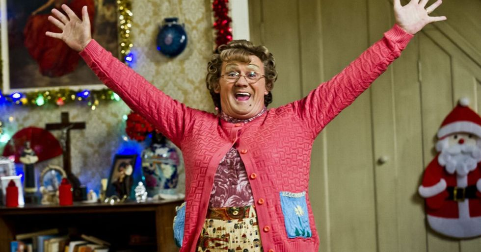 Mrs Brown's Boys will not be back until 2015 because ...