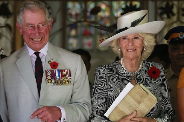 Next in line: Prince Charles and Camilla